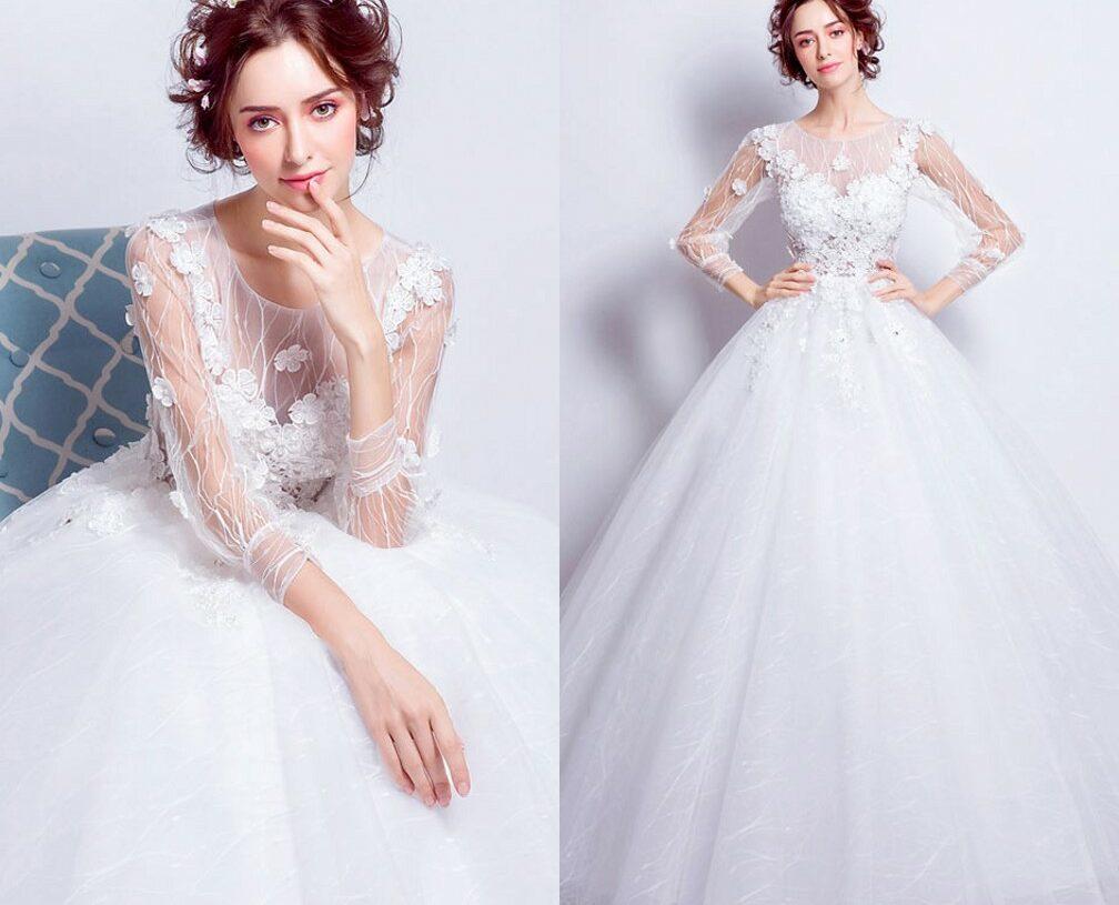 5 tendances de la robe de mariée – OUI OU NON ?