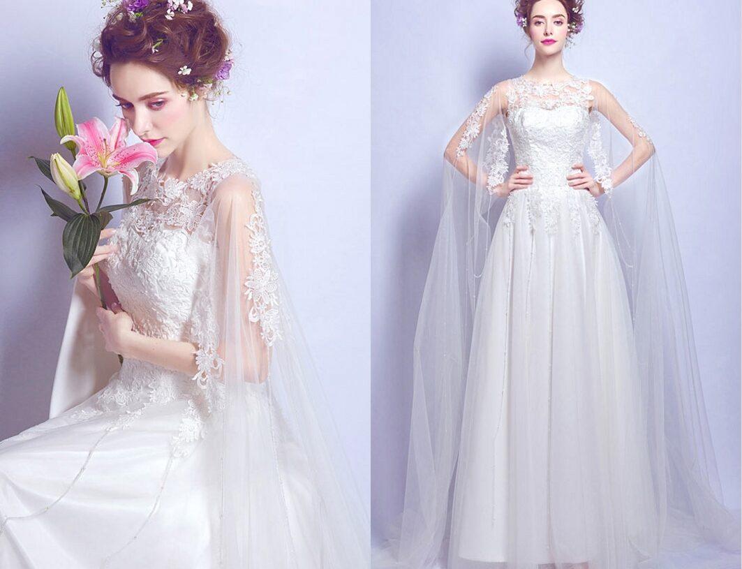 7 conseils pour acheter votre robe de mariée en ligne