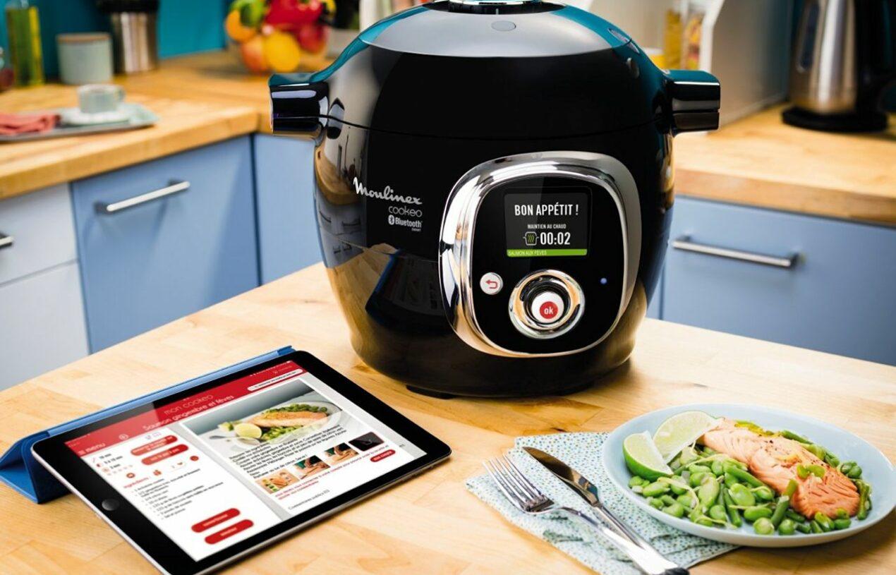 Guide comparatif des robots cuiseurs moulinex cookeo
